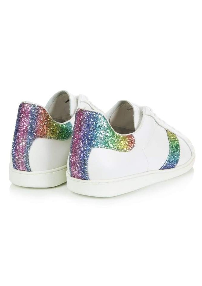 AIR & GRACE Copeland Trainer - Rainbow Glitter main image