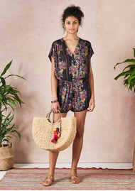 Star Mela Pati Playsuit - Multi