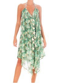Star Mela Gia Beach Cover Up Dress - Multi