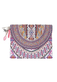 INOA Embellished Clutch Bag - Peruvian