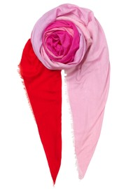 Becksondergaard Pixi Colour Block Scarf - Red Love