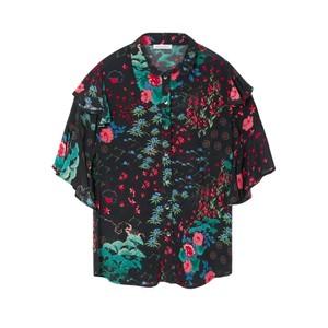Frankie Shirt - Wonderland Black