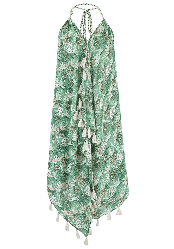 Star Mela Gia Beach Cover Up Dress Multi