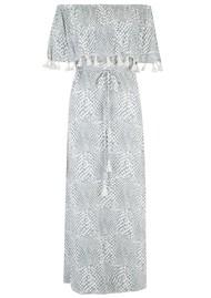 BEACH GOLD Pari Maxi Dress - Silver