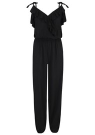 LINDSEY BROWN Santa Rosa Jumpsuit - Black