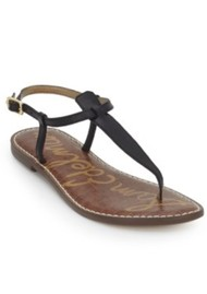 Sam Edelman Gigi Thong Sandal - True Black