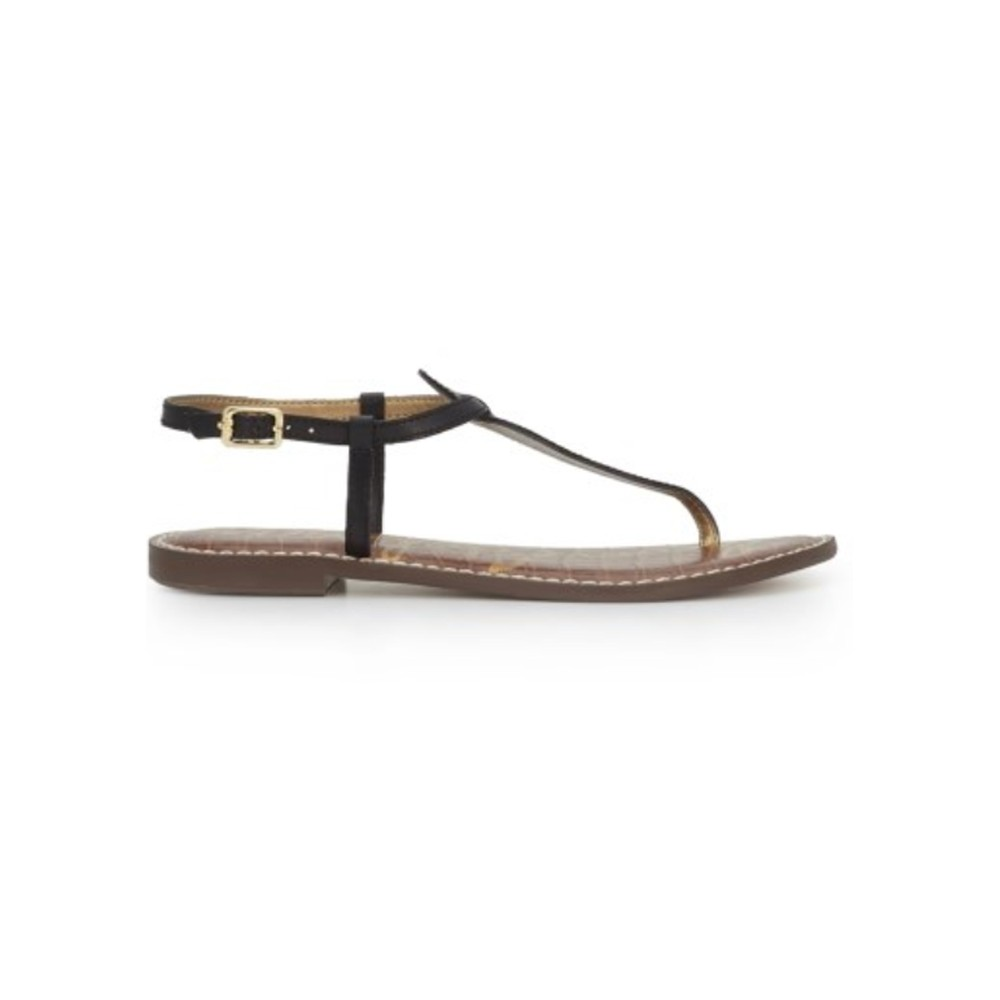 Gigi Thong Sandal - True Black