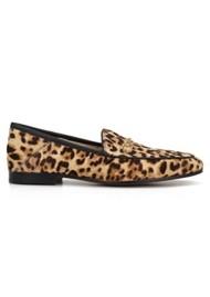 Sam Edelman Loraine Leopard Loafer - Sand