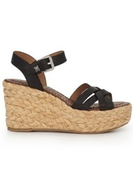Sam Edelman Darline Espadrille Wedge - Black