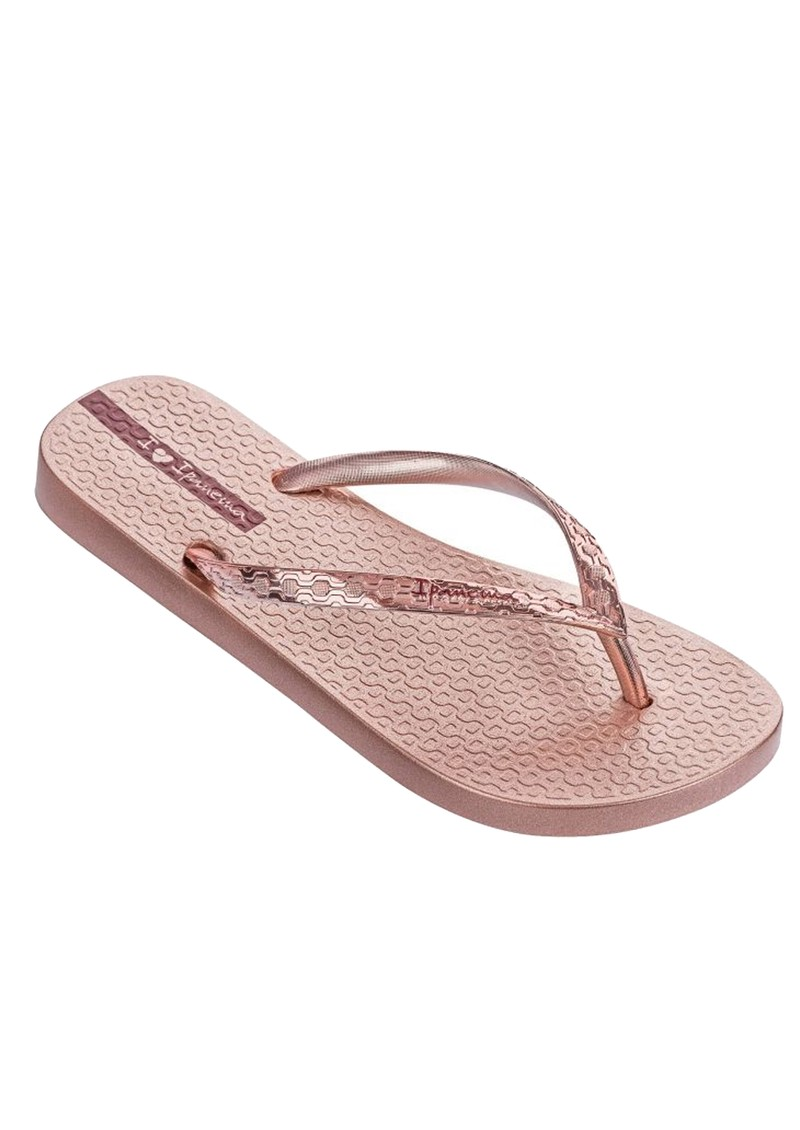 Ipanema Glam 21 Flip Flop - Rose main image