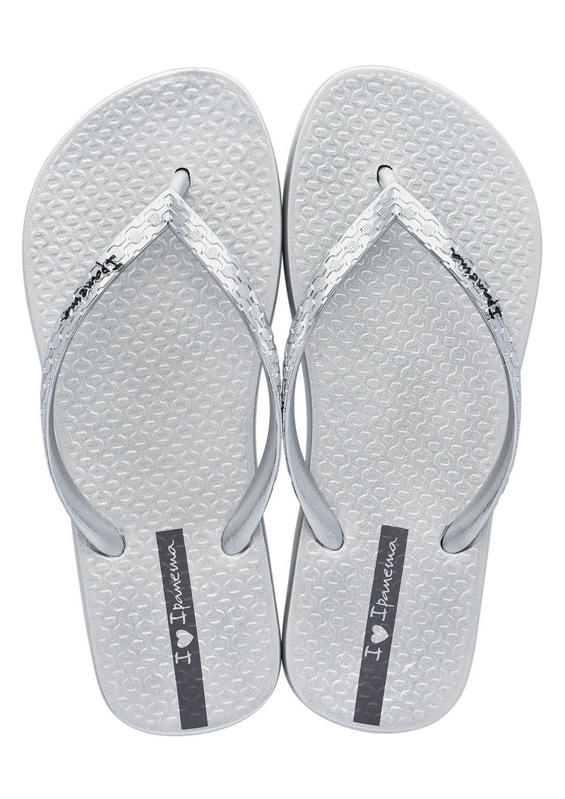 Ipanema Glam 21 Flip Flop - Silver main image