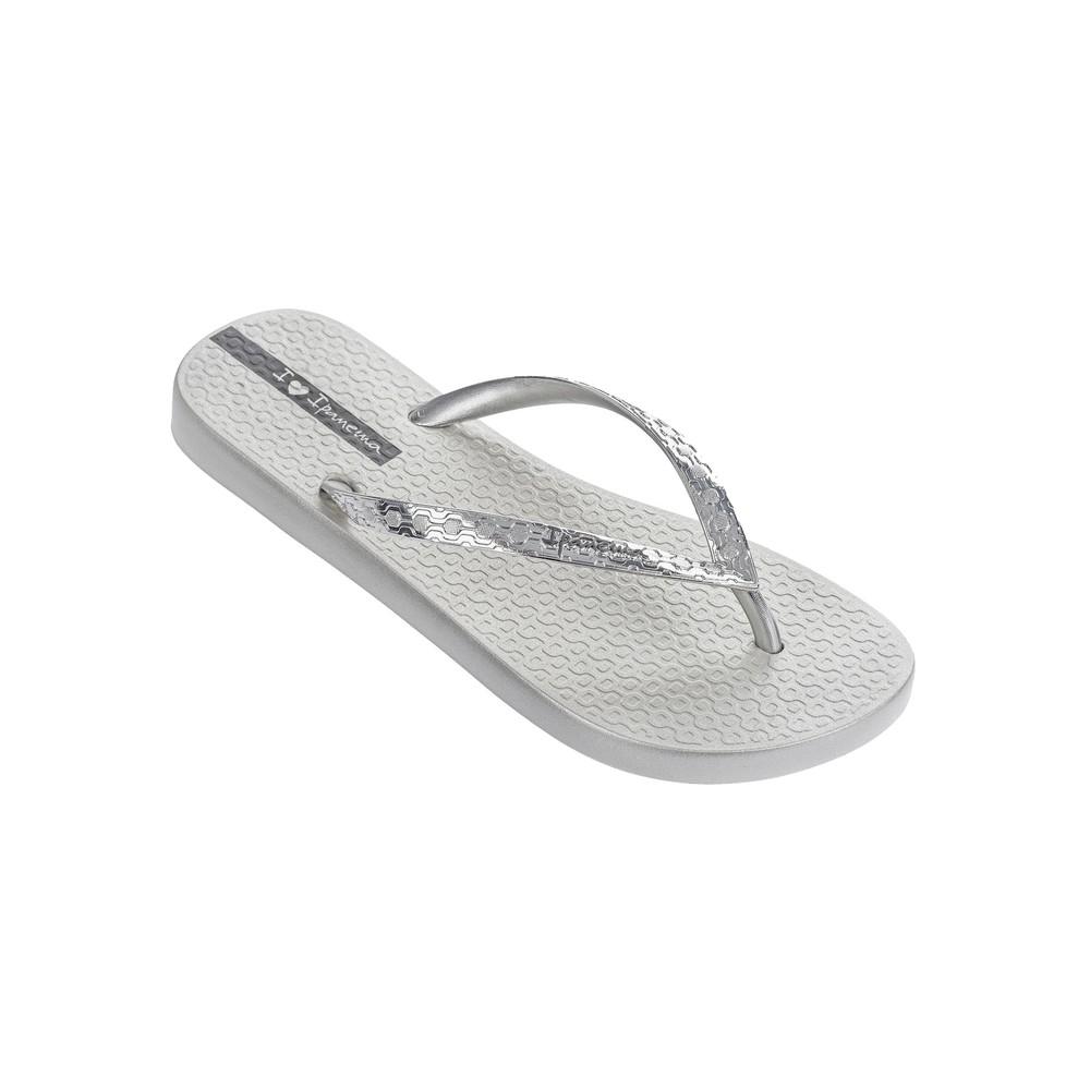 Glam 21 Flip Flop - Silver