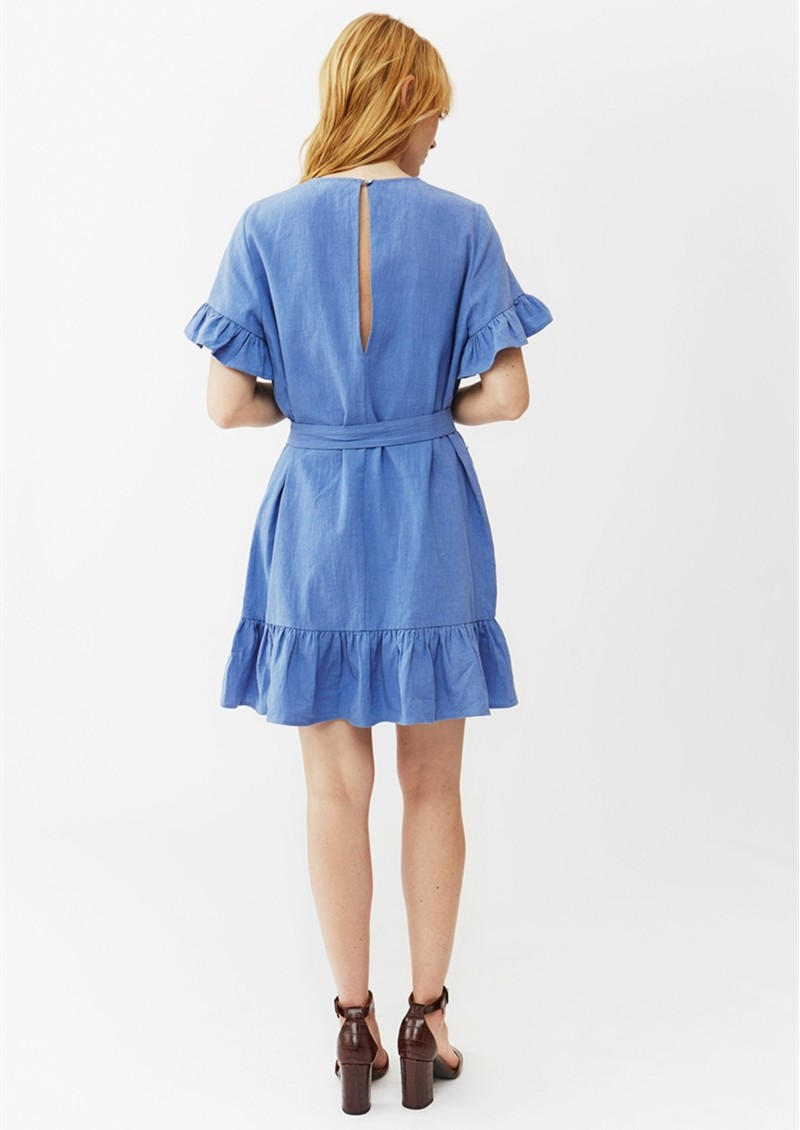 Twist and Tango Sandy Dress - Ocean main image