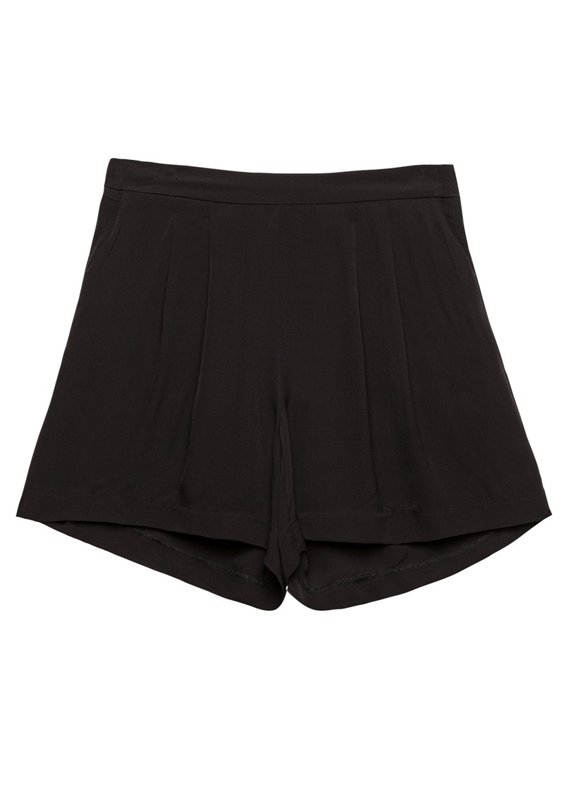 Twist and Tango Polly Shorts - Black main image