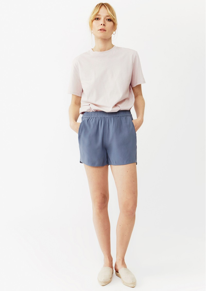 Twist and Tango Jackie Shorts - Greyish Blue main image