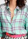 ESSENTIEL ANTWERP Scenery Sequin Shirt - Caipirnha