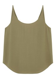 Ba&sh Figue Top - Khaki