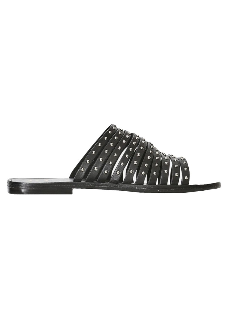 SHOE THE BEAR Jenna Stud Sandals - Black main image