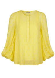 PK BERRY Augustina Blouse - Yellow