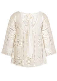 PK BERRY Medina Blouse - Off White