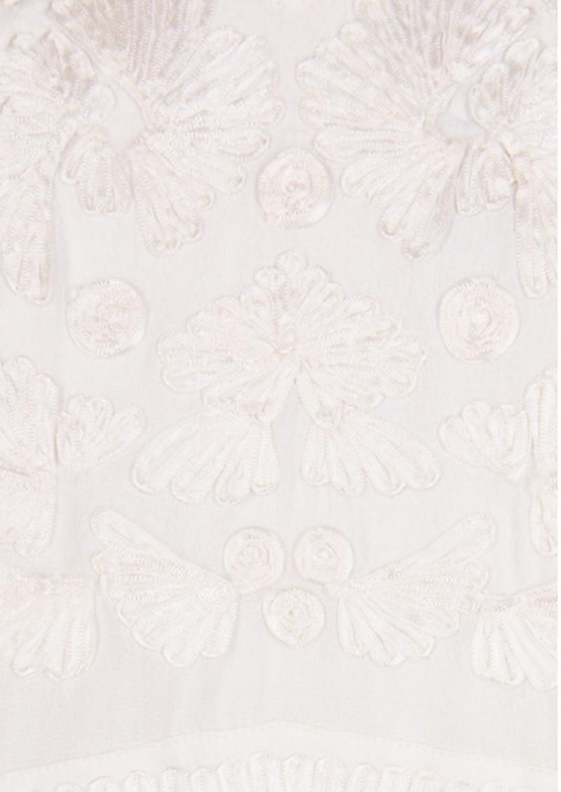 PK BERRY Josette Blouse - Cream main image
