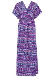 Mercy Delta Mansfield Dress - Ikat Primrose