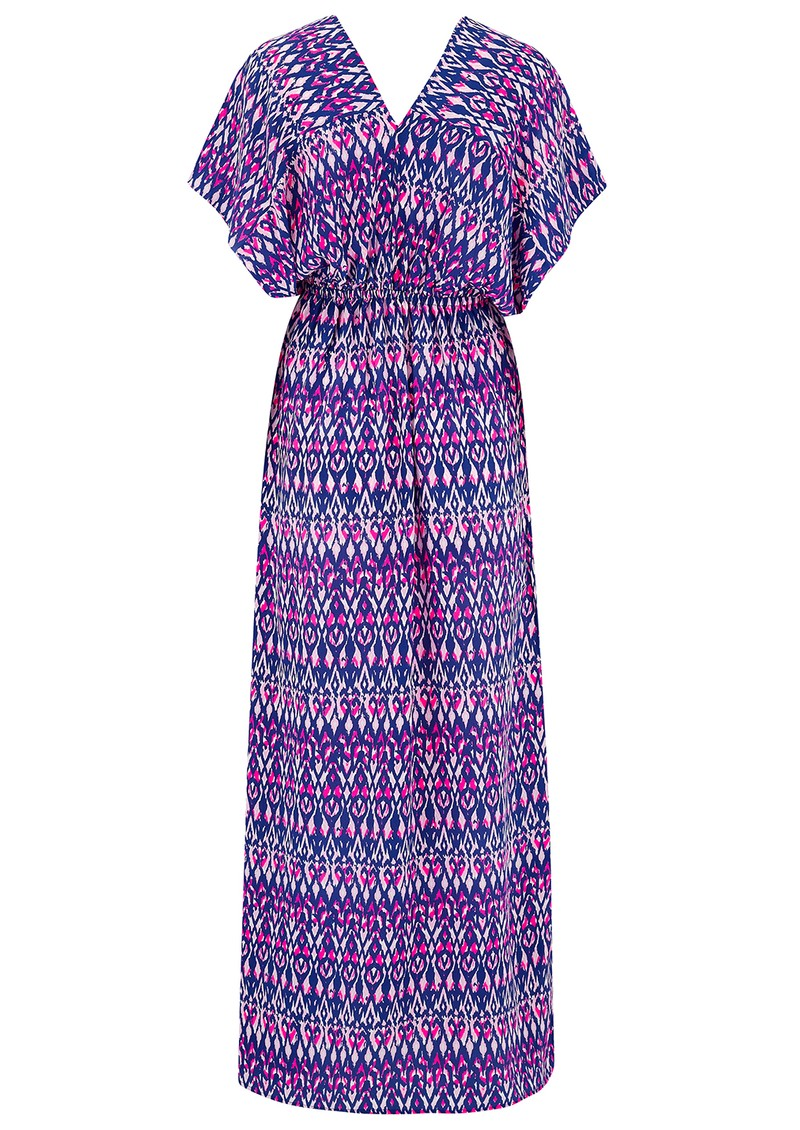 Mansfield Dress - Ikat Primrose main image