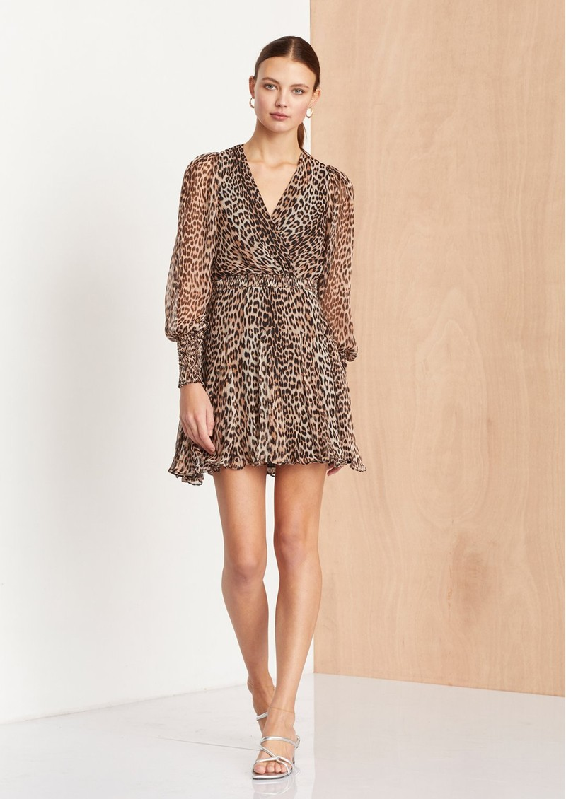 BEC & BRIDGE Kitty Kat Dress - Leopard main image