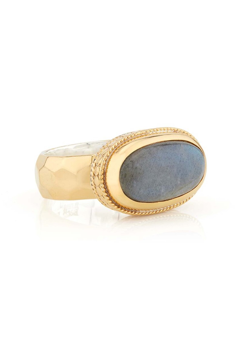 ANNA BECK Pacifica Labradorite Cocktail Ring - Gold main image