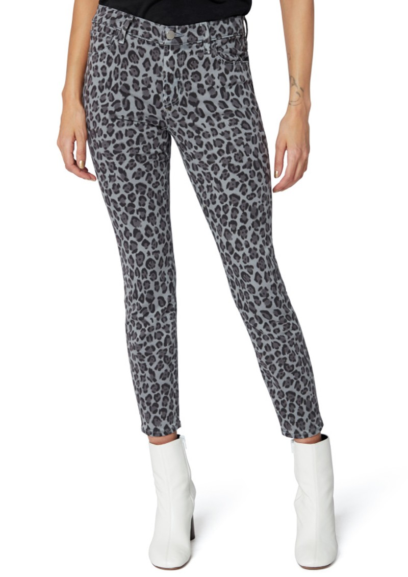 J Brand 835 Mid Rise Cropped Photo Ready Skinny Jeans - Georgetown Jaguar main image