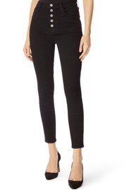 J Brand Lillie High Rise Photo Ready Crop Skinny Jeans - Vesper