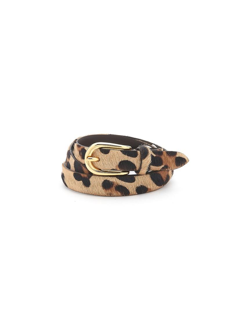 ANDERSONS Leopard Belt - Leopard Print main image