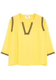 Ba&sh Cime Top - Yellow
