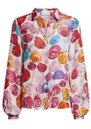 FABIENNE CHAPOT Boy Blouse - Roses and Rose
