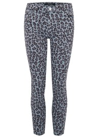 J Brand 835 Mid Rise Cropped Photo Ready Skinny Jeans - Georgetown Jaguar