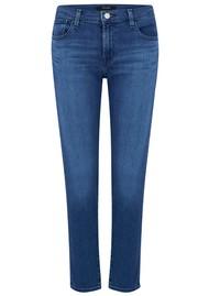 J Brand Sadey Slim Straight Jeans - Aureole
