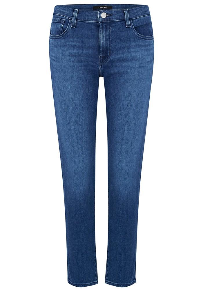 J Brand Sadey Slim Straight Jeans - Aureole main image
