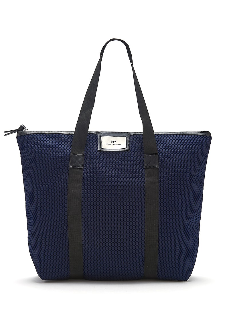 DAY ET Day Gweneth Netting Bag - Blueberry main image