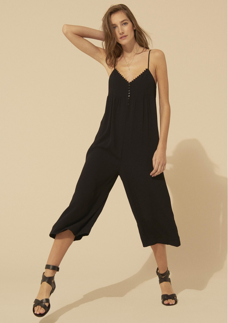 Ba&sh Fever Jumpsuit - Black main image