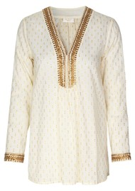 Day Birger et Mikkelsen  Day Look Top - Ivory Shade