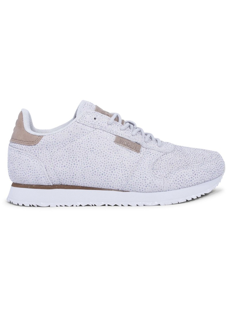 WODEN Ydun Pearl Trainers - Sea Fog Grey main image