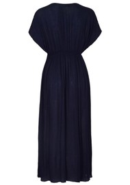 NOOKI Lagoon Maxi Dress - Navy