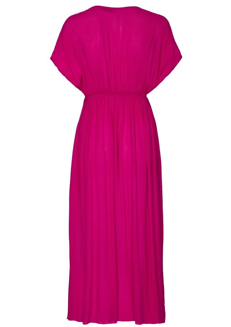 NOOKI Lagoon Maxi Dress - Pink main image