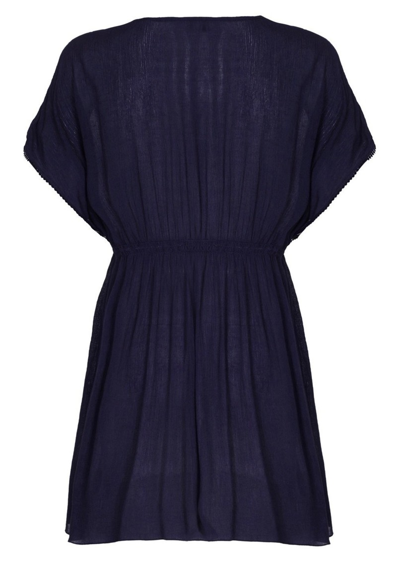 Lagoon Dress - Navy main image
