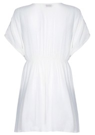NOOKI Lagoon Dress - White