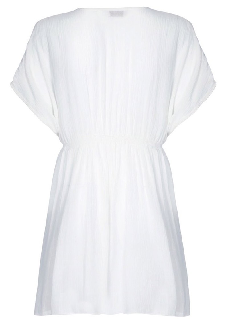 NOOKI Lagoon Dress - White main image