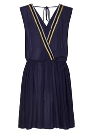 NOOKI Laguna Dress - Navy