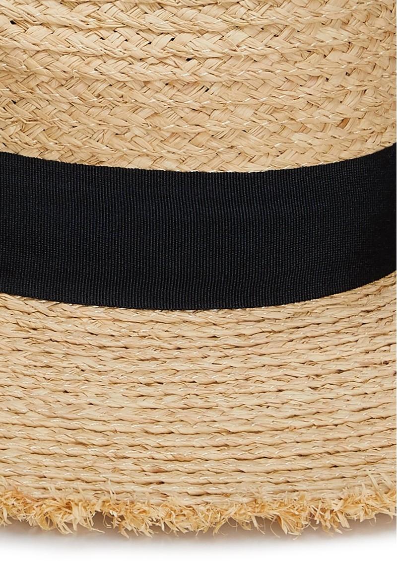 NOOKI Calipso Raffia Hat - Natural main image