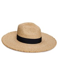 NOOKI Calipso Raffia Hat - Natural
