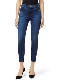 J Brand Alana High Rise Crop Skinny Jeans - Arcade